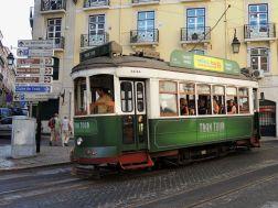Die weltbekannten Sight-Seeing Trams aus den 20-ern des 20. Jahrhunderts